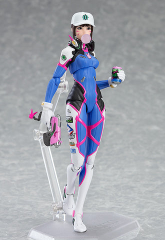 figma - 408 - Overwatch - D.Va (Classic Skin Edition)