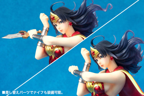Kotobukiya - Bishoujo - DC Comics - Armored Wonder Woman (2nd Ed.) (1/7 Scale)