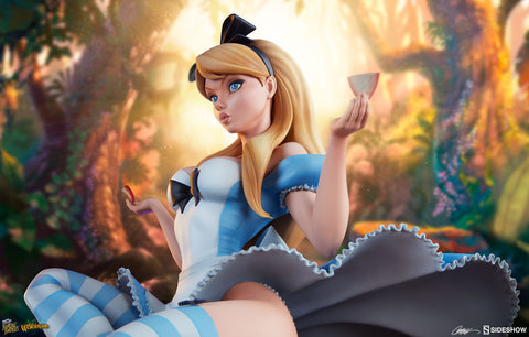 Sideshow Collectibles - J. Scott Campbell's Fairytale Fantasies Collection - Alice in Wonderland
