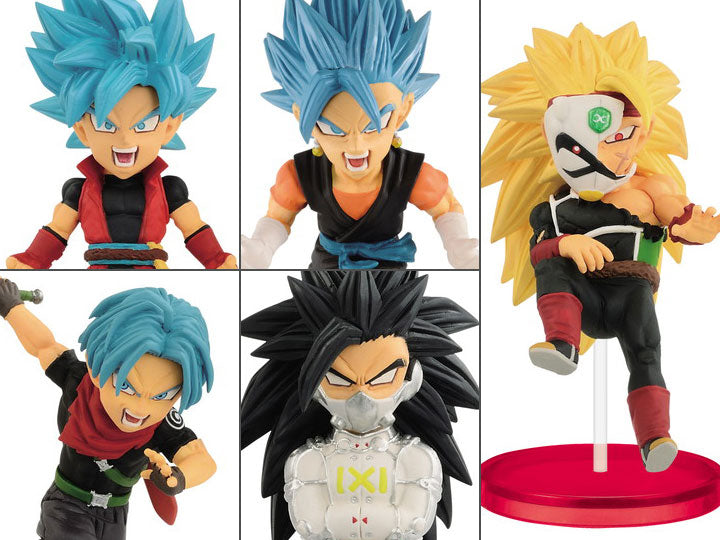 Banpresto - Super Dragon Ball Heroes - World Collectible Figure Vol. 4