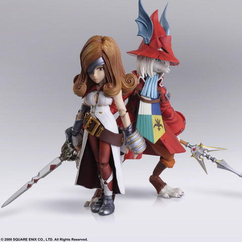 Bring Arts - Final Fantasy IX - Freya Crescent & Beatrix