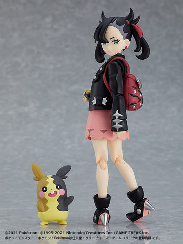 figma - 514 - Pokemon Sword and Shield - Marnie (with Morpeko)