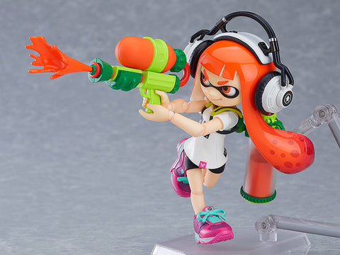 figma - 400 - Splatoon - Inkling Girl