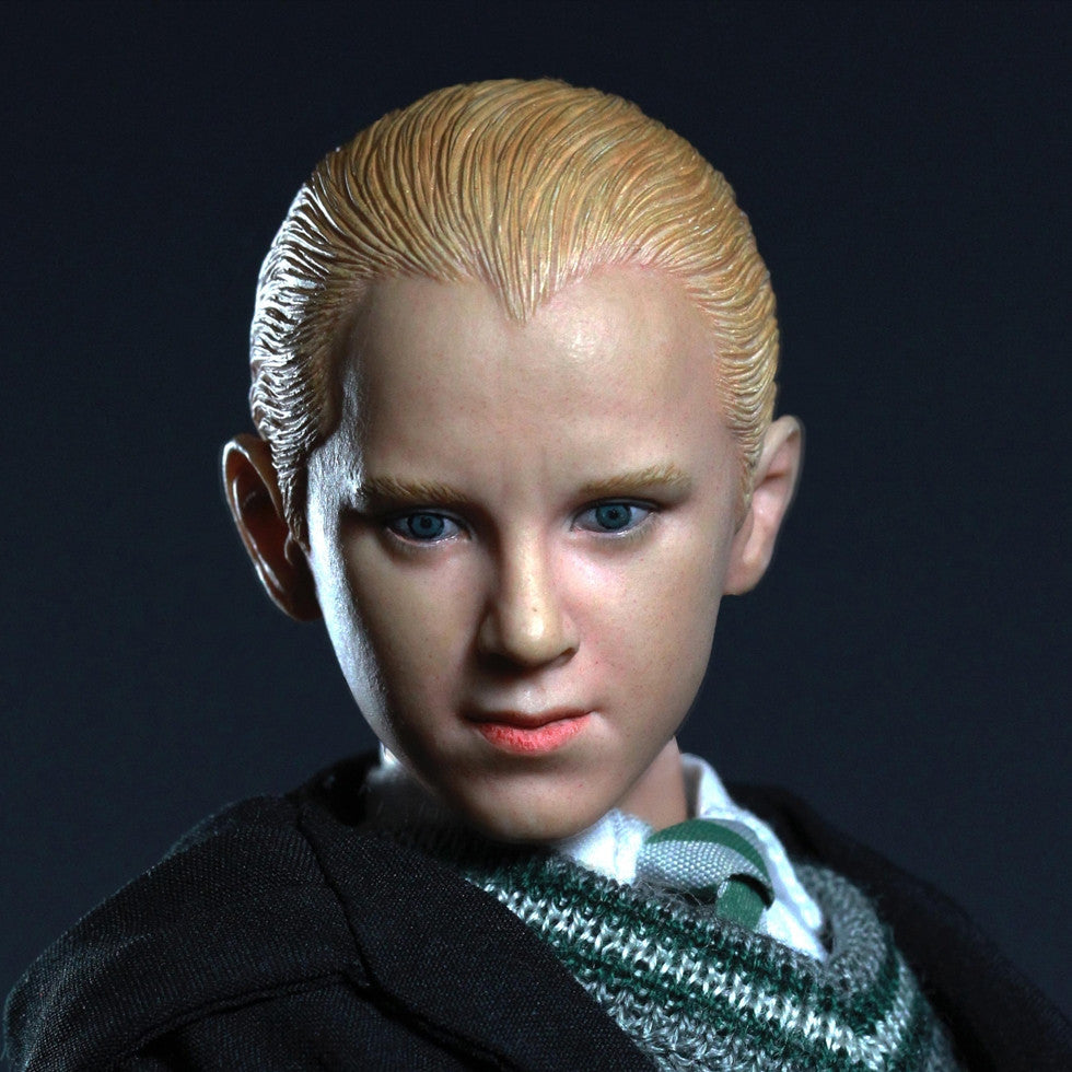 Star Ace Toys - SA0028 - Harry Potter And The Sorcerer's Stone - Draco Malfoy (Uniform) - Marvelous Toys - 4