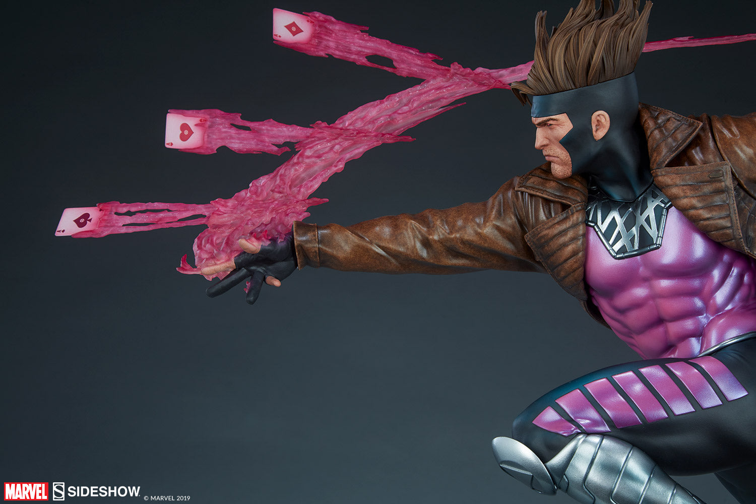 Sideshow Collectibles - Maquette - Marvel's X-Men - Gambit