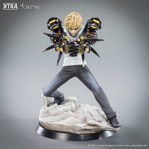 Tsume-Art - Xtra - One Punch Man - Genos