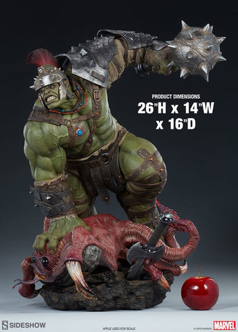 Sideshow Collectibles - Marvel - Gladiator Hulk Maquette