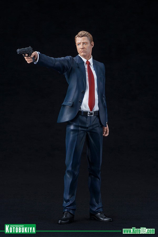 "Kotobukiya - ARTFX+ - Gotham TV - James ""Jim"" Gordon (1/10 Scale) - Marvelous Toys - 1"