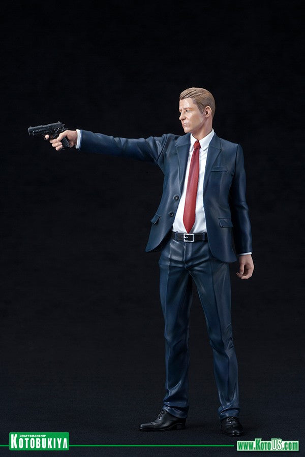 "Kotobukiya - ARTFX+ - Gotham TV - James ""Jim"" Gordon (1/10 Scale) - Marvelous Toys - 3"