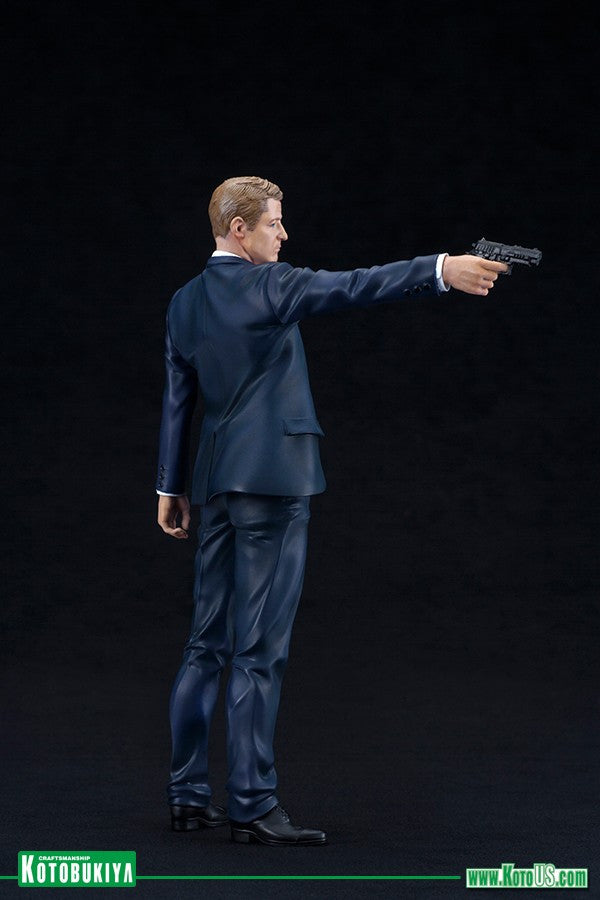 "Kotobukiya - ARTFX+ - Gotham TV - James ""Jim"" Gordon (1/10 Scale) - Marvelous Toys - 5"