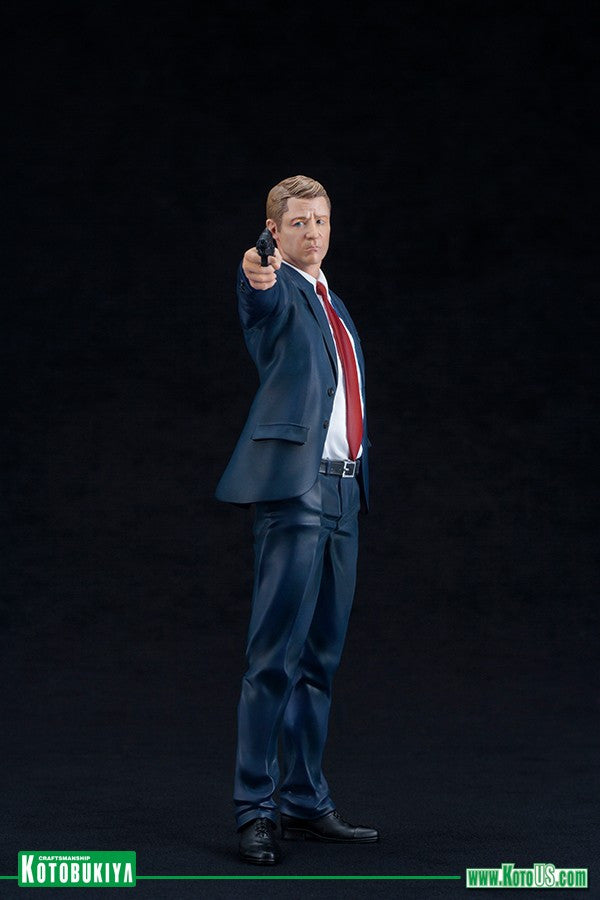 "Kotobukiya - ARTFX+ - Gotham TV - James ""Jim"" Gordon (1/10 Scale) - Marvelous Toys - 6"