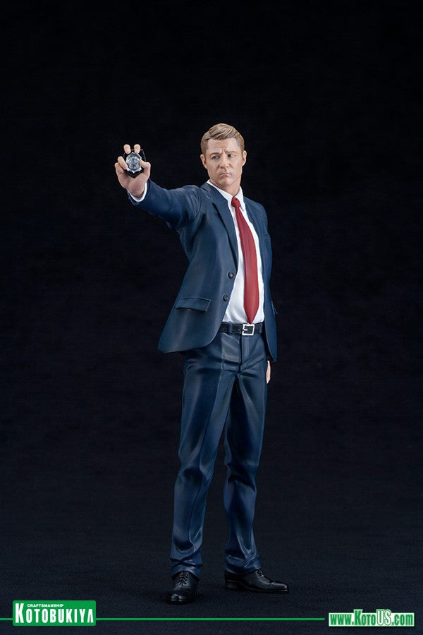 "Kotobukiya - ARTFX+ - Gotham TV - James ""Jim"" Gordon (1/10 Scale) - Marvelous Toys - 7"