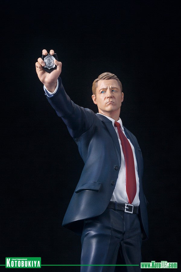 "Kotobukiya - ARTFX+ - Gotham TV - James ""Jim"" Gordon (1/10 Scale) - Marvelous Toys - 8"