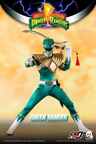 Threezero - Mighty Morphin Power Rangers - Green Ranger (1/6 Scale)