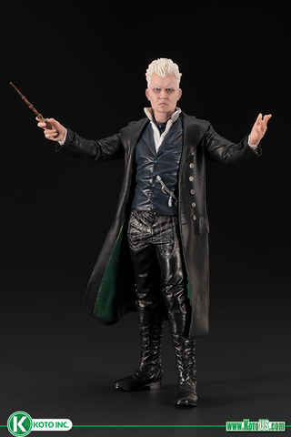 Kotobukiya - ARTFX+ - Fantastic Beasts: The Crimes of Grindelwald - Gellert Grindelwald (1/10 Scale)