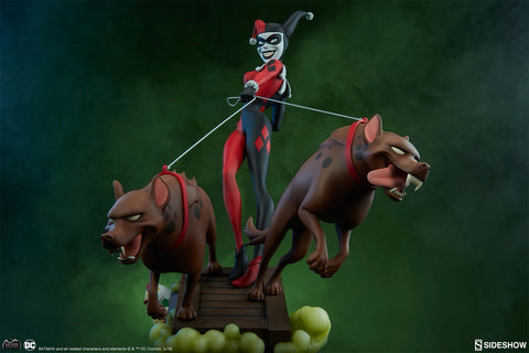 Sideshow Collectibles - Animated Series Collection - DC - Harley Quinn