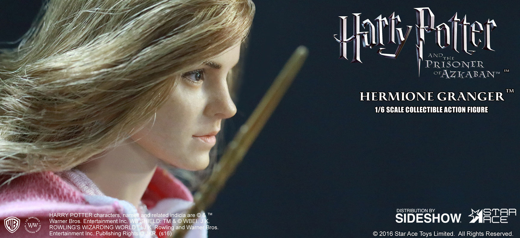Star Ace Toys - SA0027 - Harry Potter and the Prisoner of Azkaban - Hermione Granger (Teenage Version) - Marvelous Toys - 2