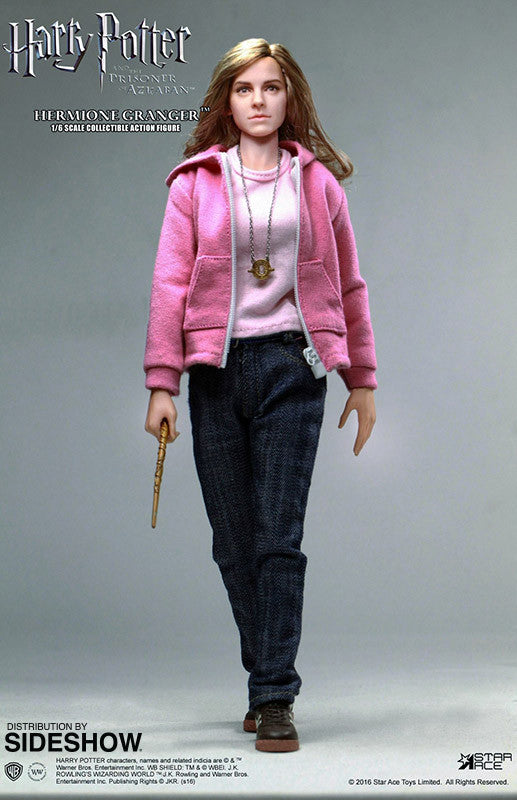 Star Ace Toys - SA0027 - Harry Potter and the Prisoner of Azkaban - Hermione Granger (Teenage Version) - Marvelous Toys - 3