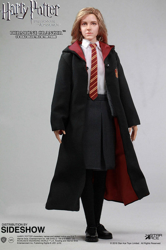 Star Ace Toys - SA0027 - Harry Potter and the Prisoner of Azkaban - Hermione Granger (Teenage Version) - Marvelous Toys - 4