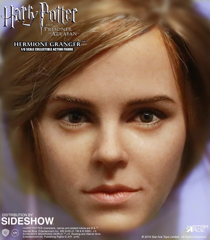 Star Ace Toys - SA0027 - Harry Potter and the Prisoner of Azkaban - Hermione Granger (Teenage Version) - Marvelous Toys - 7