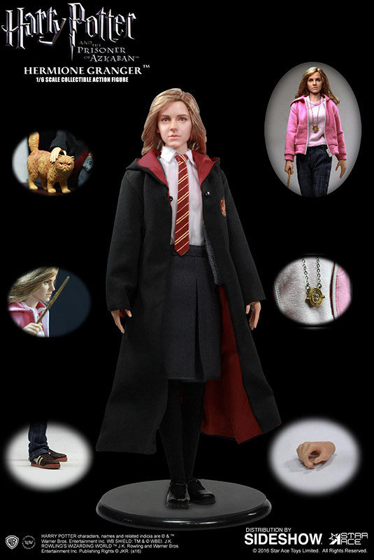 Star Ace Toys - SA0027 - Harry Potter and the Prisoner of Azkaban - Hermione Granger (Teenage Version) - Marvelous Toys - 8