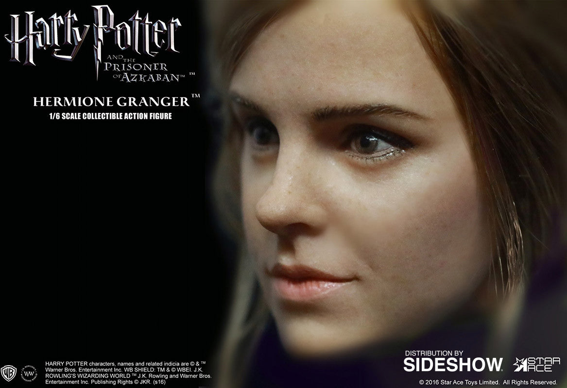 Star Ace Toys - SA0027 - Harry Potter and the Prisoner of Azkaban - Hermione Granger (Teenage Version) - Marvelous Toys - 9