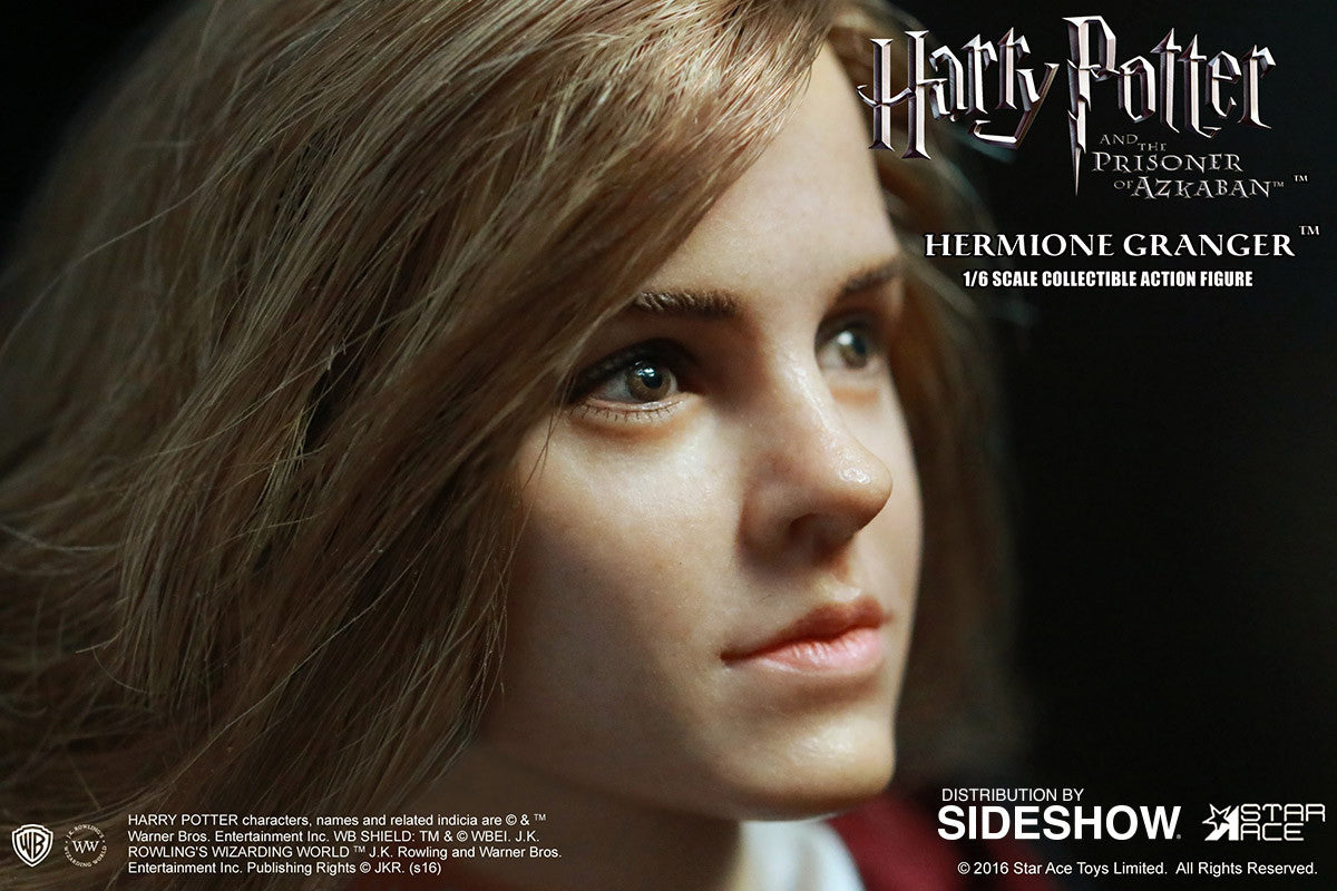 Star Ace Toys - SA0027 - Harry Potter and the Prisoner of Azkaban - Hermione Granger (Teenage Version) - Marvelous Toys - 11