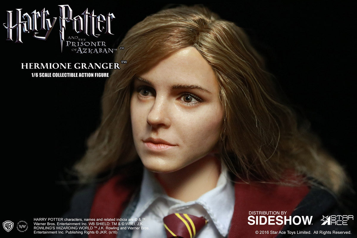 Star Ace Toys - SA0027 - Harry Potter and the Prisoner of Azkaban - Hermione Granger (Teenage Version) - Marvelous Toys - 12