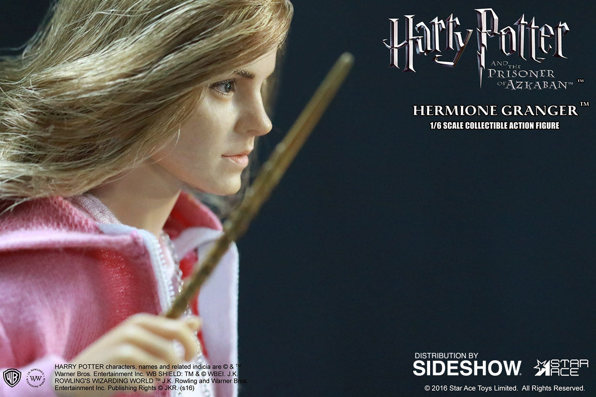 Star Ace Toys - SA0027 - Harry Potter and the Prisoner of Azkaban - Hermione Granger (Teenage Version) - Marvelous Toys - 13