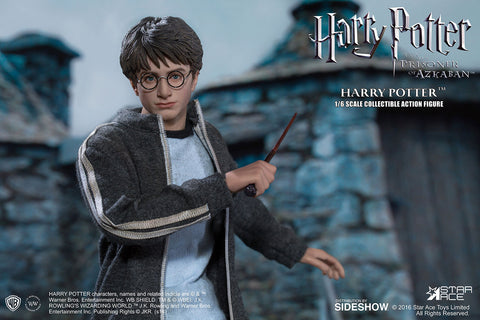 Star Ace Toys - SA0029 - Harry Potter and the Prisoner of Azkaban - Harry Potter (Teenage Version) - Marvelous Toys - 1