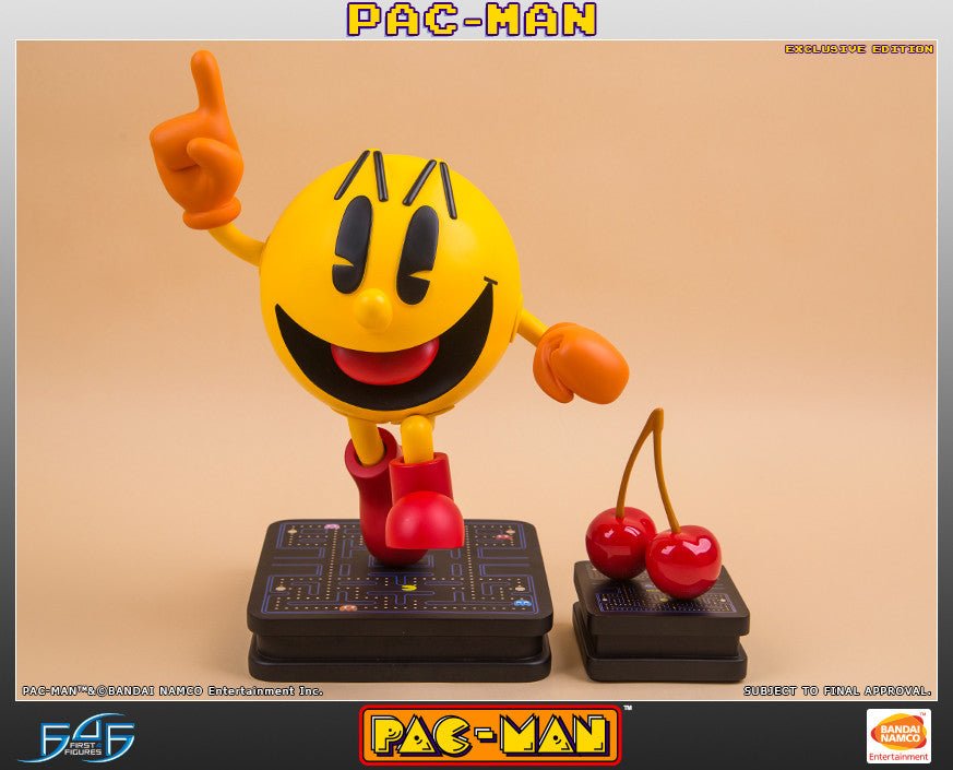 "First 4 Figures - 17"" Pac-Man Statue (Exclusive Edition) - Marvelous Toys - 3"