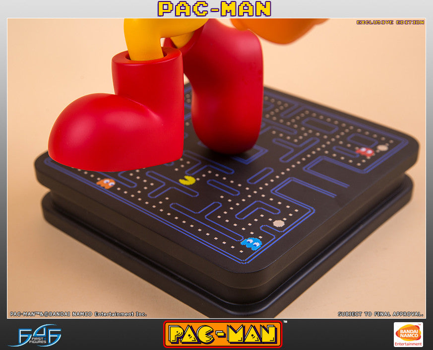 "First 4 Figures - 17"" Pac-Man Statue (Exclusive Edition) - Marvelous Toys - 5"