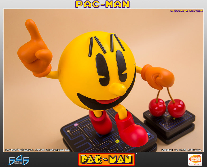 "First 4 Figures - 17"" Pac-Man Statue (Exclusive Edition) - Marvelous Toys - 6"