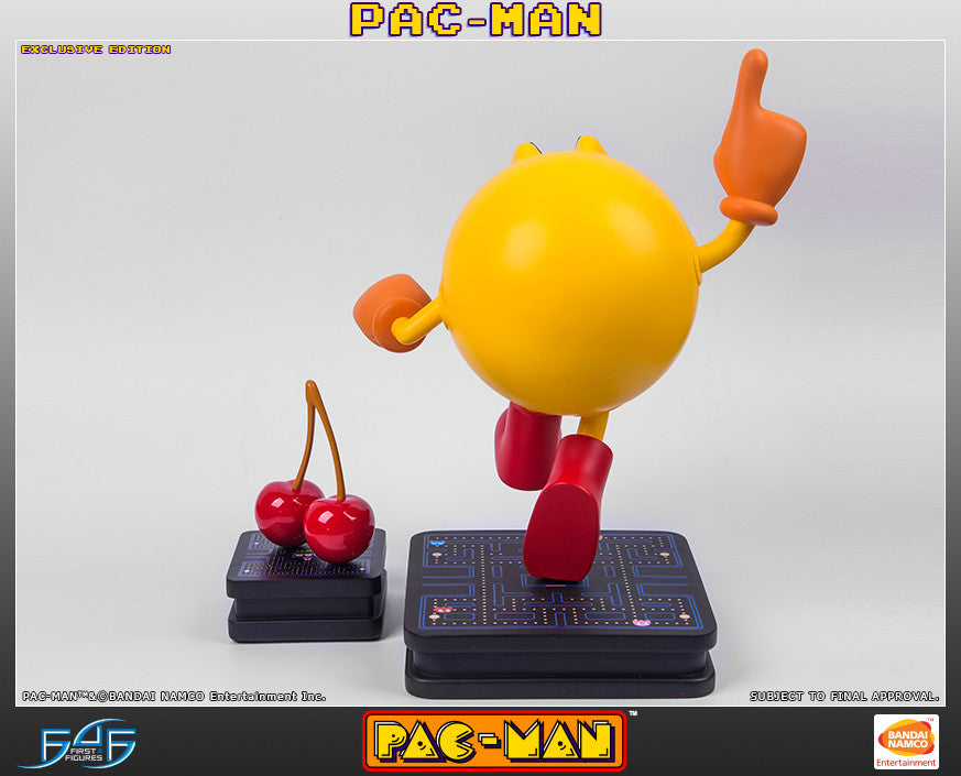 "First 4 Figures - 17"" Pac-Man Statue (Exclusive Edition) - Marvelous Toys - 7"