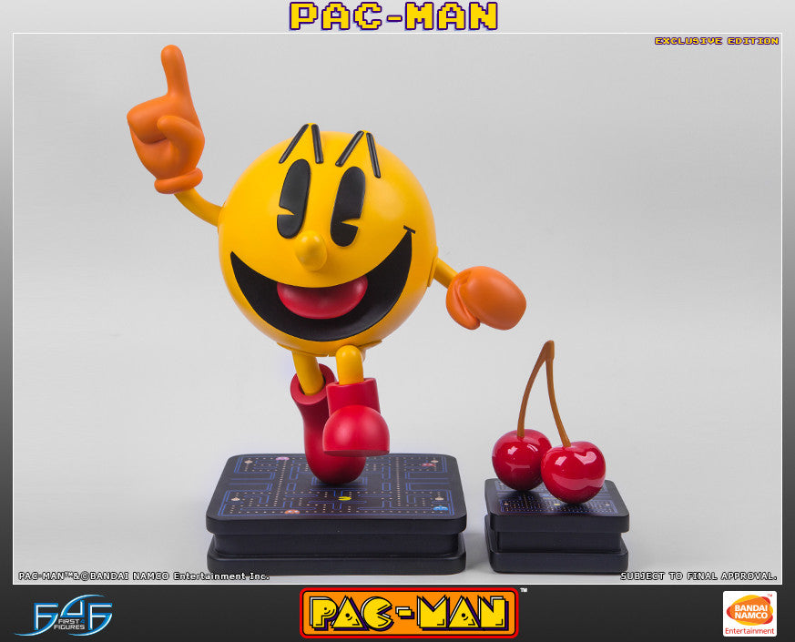 "First 4 Figures - 17"" Pac-Man Statue (Exclusive Edition) - Marvelous Toys - 8"