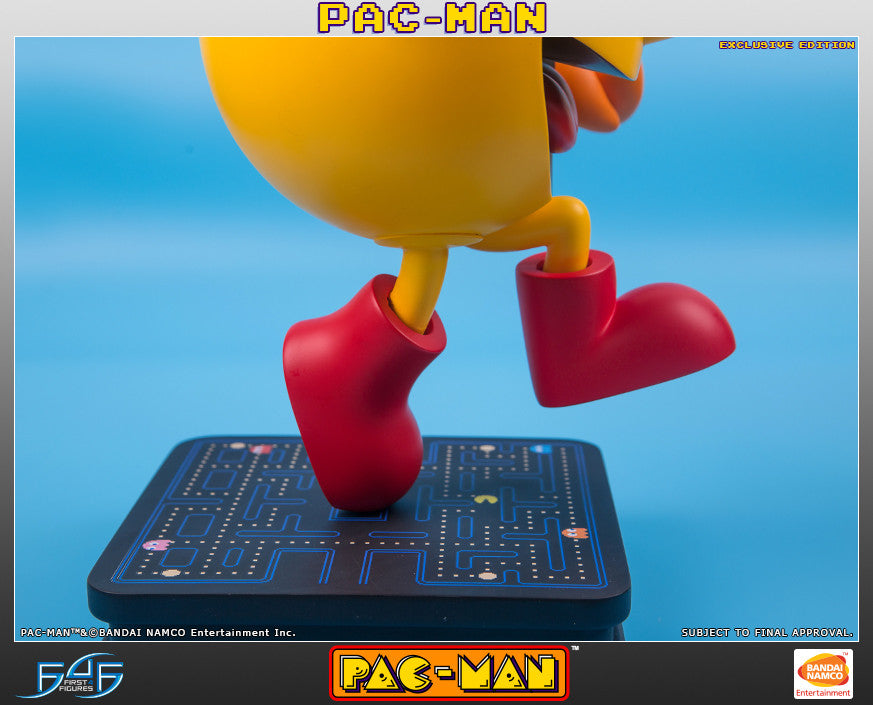 "First 4 Figures - 17"" Pac-Man Statue (Exclusive Edition) - Marvelous Toys - 9"