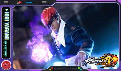 Genesis - The King of Fighters XIV - Iori Yagami (DLC Classic Ver.)