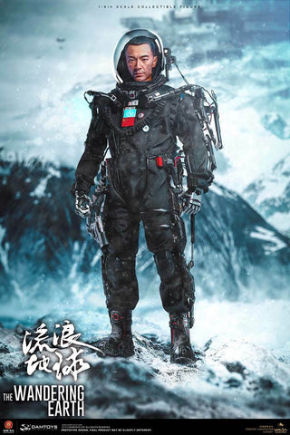 Damtoys - The Wandering Earth - CN171-11 Rescue Unit: Captain Wang Lei