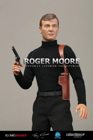 Silver Fox Collectibles - Roger Moore (1/6 Scale)