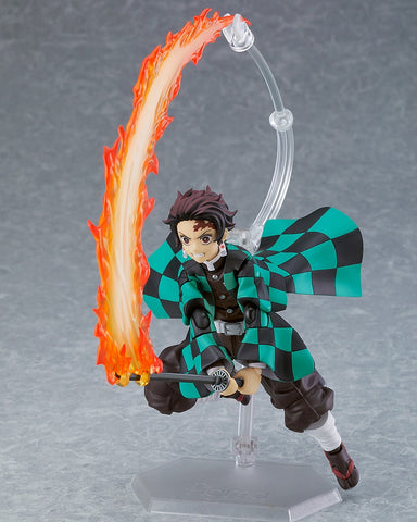 figma - 498-DX - Demon Slayer: Kimetsu no Yaiba - Tanjiro Kamado (DX Ver.)