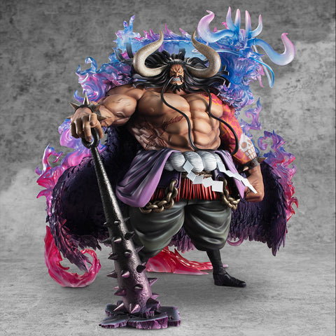 Megahouse - One Piece - Portrait.Of.Pirates - WA-Maximum - Kaido (The Beast)