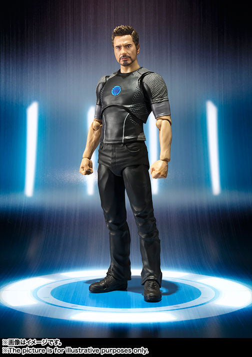 S.H.Figuarts - Iron Man 3 - Tony Stark (With First Release Bonus) - Marvelous Toys - 3