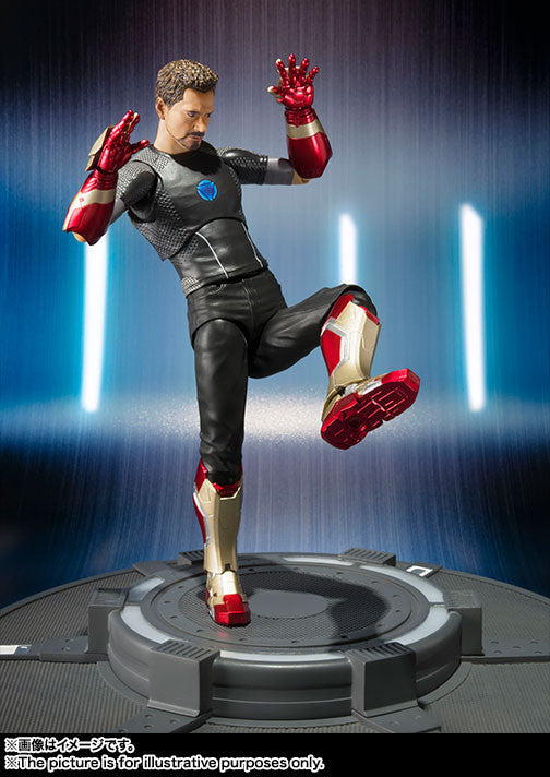 S.H.Figuarts - Iron Man 3 - Tony Stark (With First Release Bonus) - Marvelous Toys - 1
