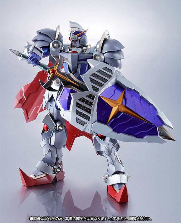 Bandai - Metal Robot Spirits [Side MS] - Soul Knight Gundam (Real Type Ver.)(TamashiiWeb Exclusive)