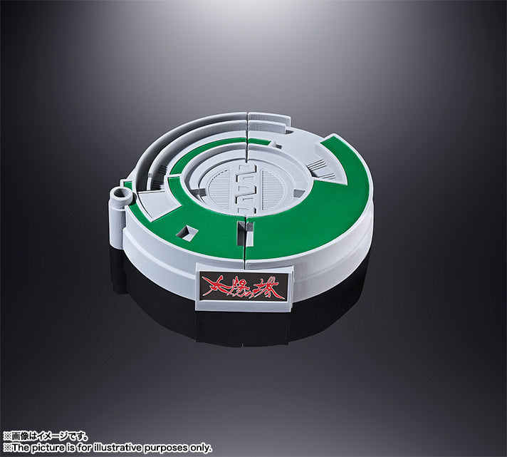 Bandai - Chogokin - Tower of the Sun Robo Jr.