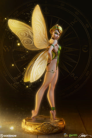 Sideshow Collectibles - J. Scott Campbell's Fairytale Fantasies Collection - Tinkerbell
