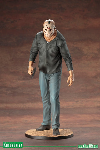 Kotobukiya - ARTFX+ - Friday The 13th Part III  - Jason Voorhees (1/6 Scale) - Marvelous Toys - 2