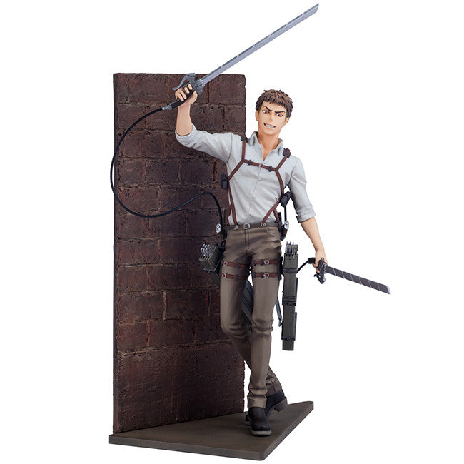 mensHdge technical statue No.31 - Attack on Titan - Jean Kirstein (Survey Corps Version)