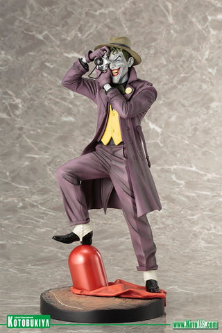 Kotobukiya - ARTFX- - DC Universe - Killing Joke - Joker (2nd Edition) - Marvelous Toys - 2