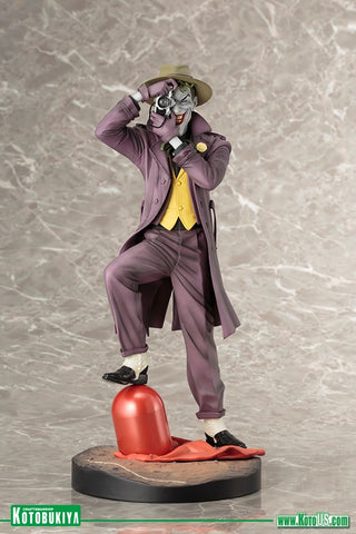 Kotobukiya - ARTFX- - DC Universe - Killing Joke - Joker (2nd Edition) - Marvelous Toys - 1